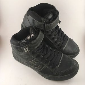 Other - Five Ten Cyclone Freeride Black Leather High Top